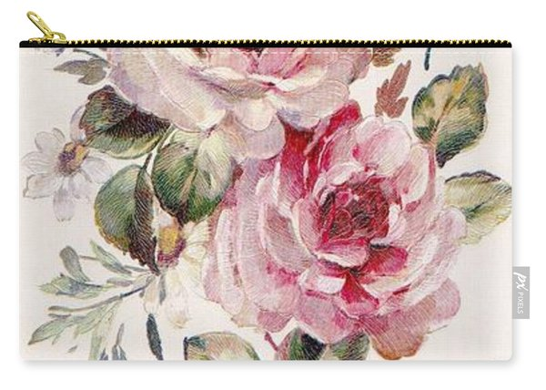 Blossom Series No. 1 Carry-all Pouch