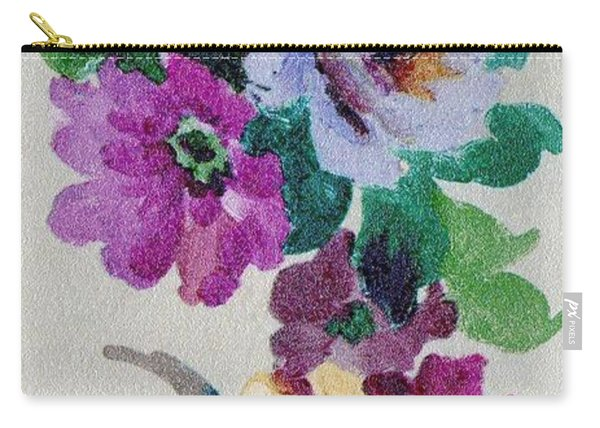 Blossom Series No.6 Carry-all Pouch