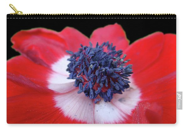 Blossoming Freedom Carry-all Pouch