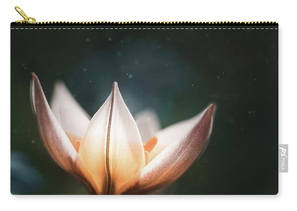 Blossoming Light Carry-all Pouch