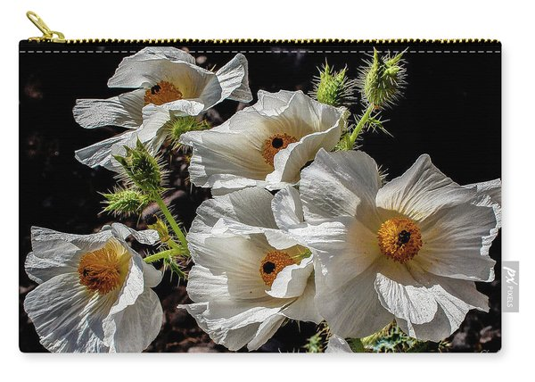 Blowen In The Wind Carry-all Pouch