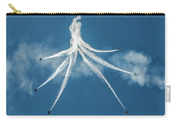 Blue Angels Breakaway Dive Carry-all Pouch