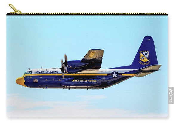 Blue Angels Fat Albert C-130 Carry-all Pouch