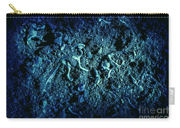Blue Archaeology Carry-all Pouch