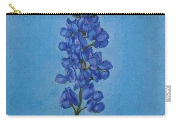 Blue Bonnet Carry-all Pouch