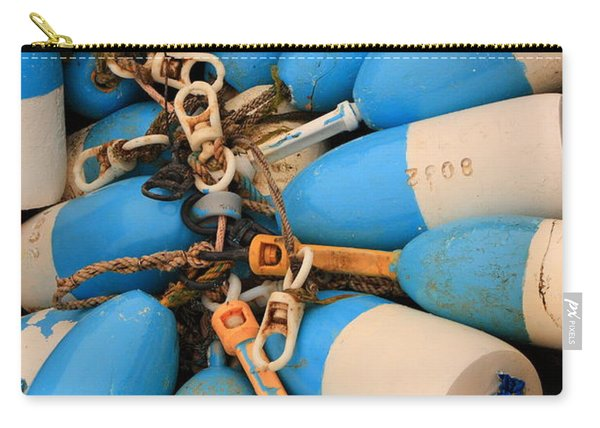 Blue Bouys Carry-all Pouch