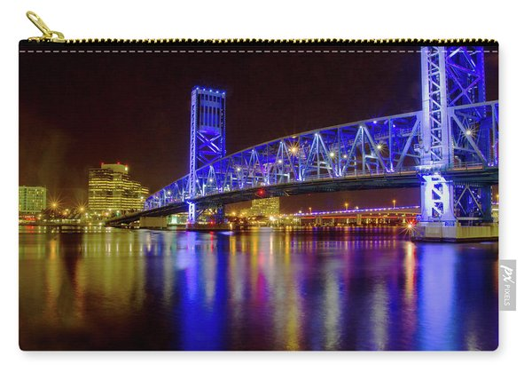 Blue Bridge 2 Carry-all Pouch