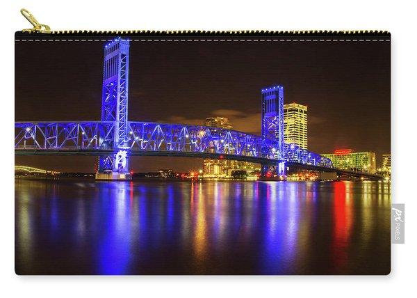 Blue Bridge 3 Carry-all Pouch