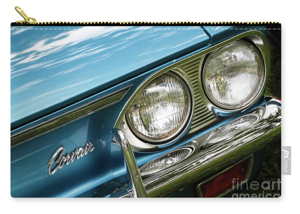 Blue Corvair Carry-all Pouch