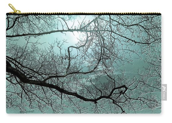 Blue Danube Carry-all Pouch