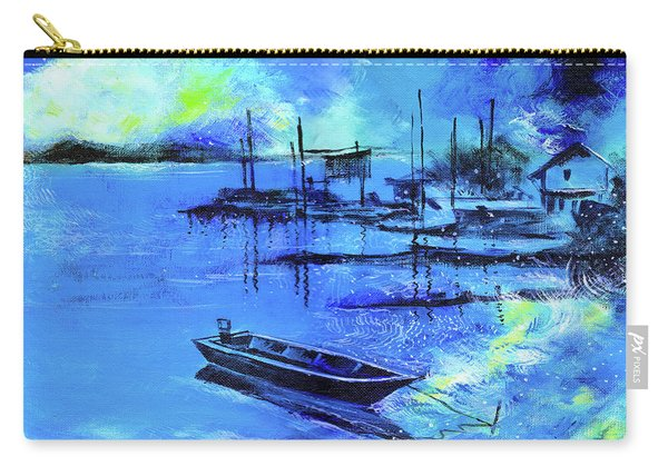 Blue Dream 2 Carry-all Pouch