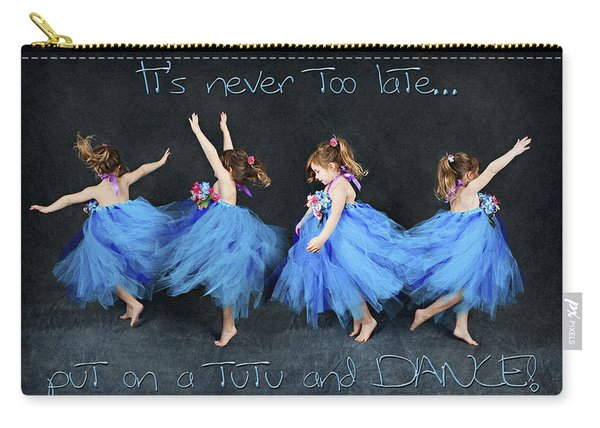 Blue Fairy Carry-all Pouch