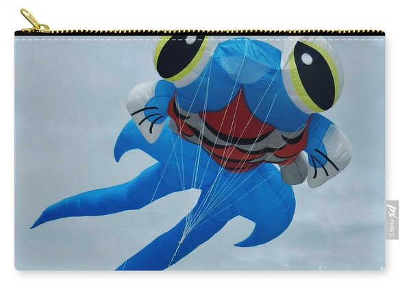 Blue Fish 2 Carry-all Pouch