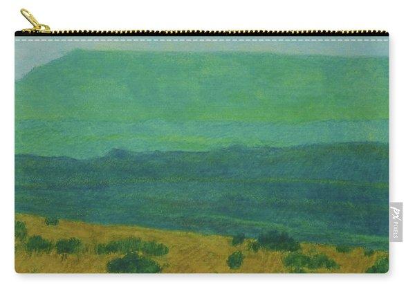 Blue-green Dakota Dream, 1 Carry-all Pouch