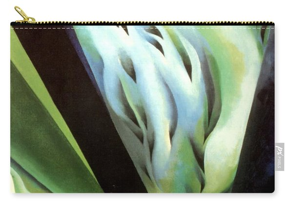 Blue Green Music Carry-all Pouch