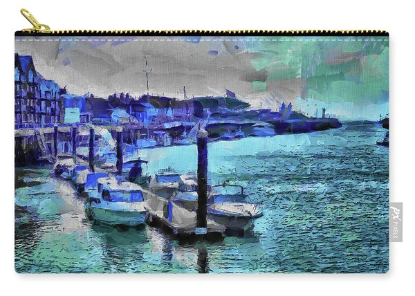 Blue Harbour Carry-all Pouch