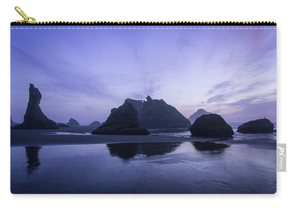 Blue Hour Reflections Carry-all Pouch