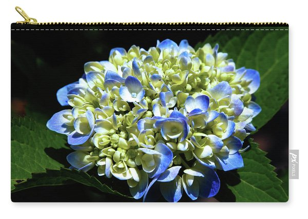 Blue Hydrangea Onstage 2620 H_2 Carry-all Pouch