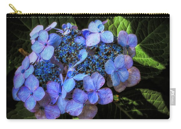 Blue In Nature Carry-all Pouch