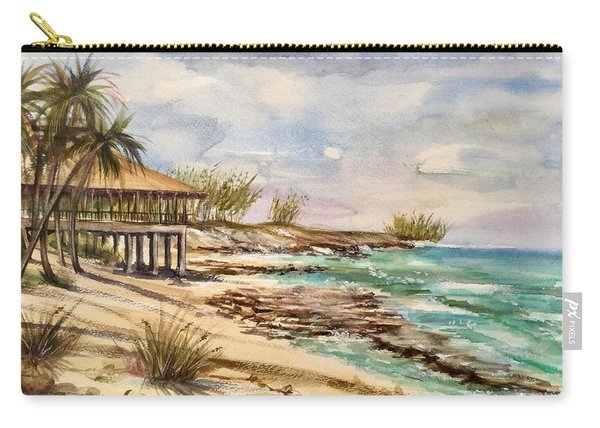 Blue Lagoon Island Carry-all Pouch