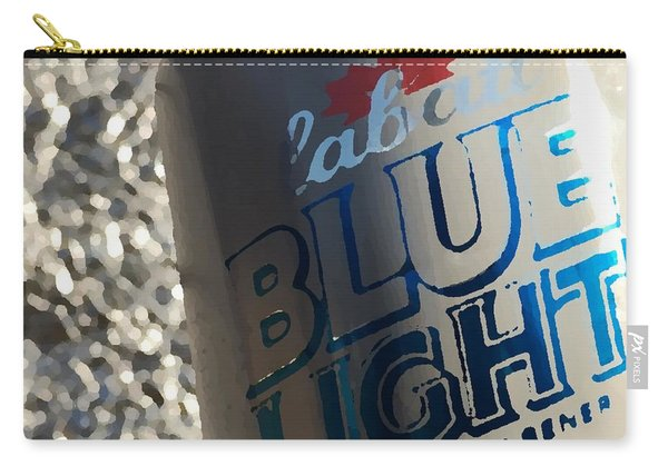 Blue Light Carry-all Pouch