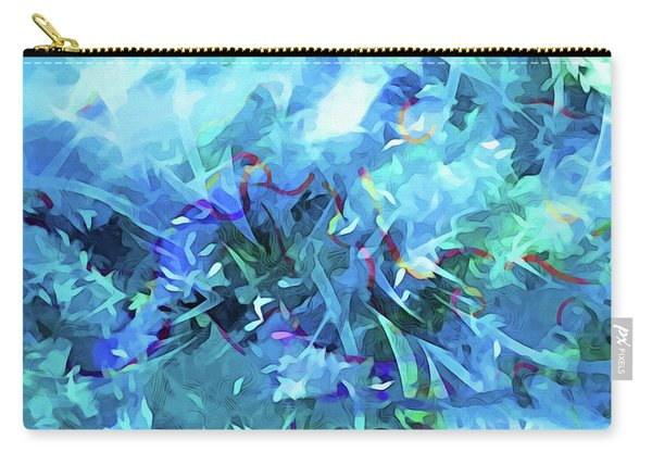 Blue Movement Carry-all Pouch