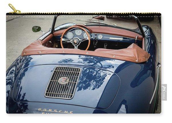 Blue Porche 356 Carry-all Pouch