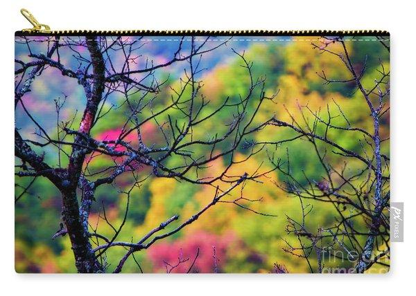 Blue Ridge Autumn Carry-all Pouch