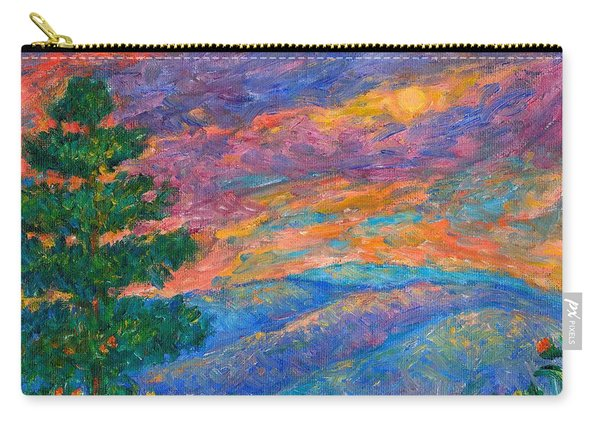 Blue Ridge Jewels Carry-all Pouch