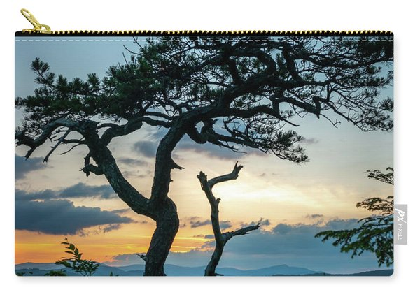 Blue Ridge Mountains Dr. Tree Carry-all Pouch