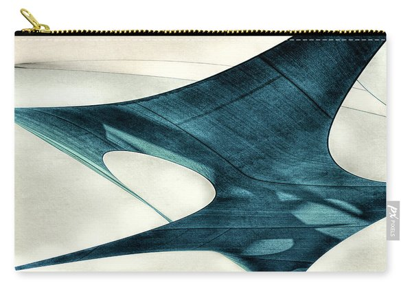 Blue Sails Carry-all Pouch