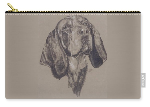 Bluetick Coonhound Carry-all Pouch