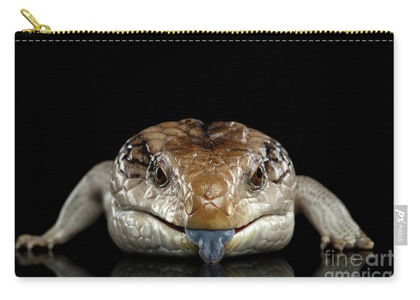 Blue-tongued Skink Carry-all Pouch