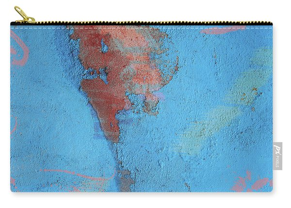Blue Yonder Carry-all Pouch