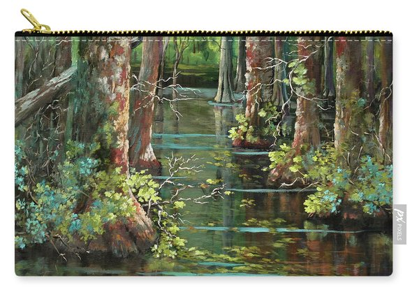 Bluebonnet Swamp Carry-all Pouch