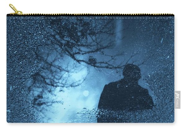 Bluemanright Carry-all Pouch