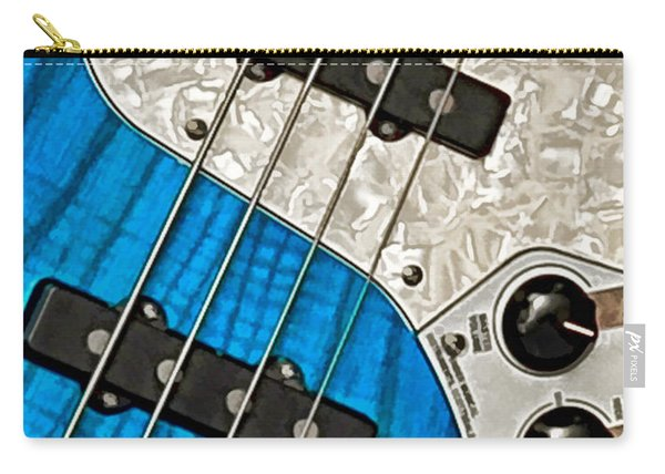 Blues Bass Carry-all Pouch