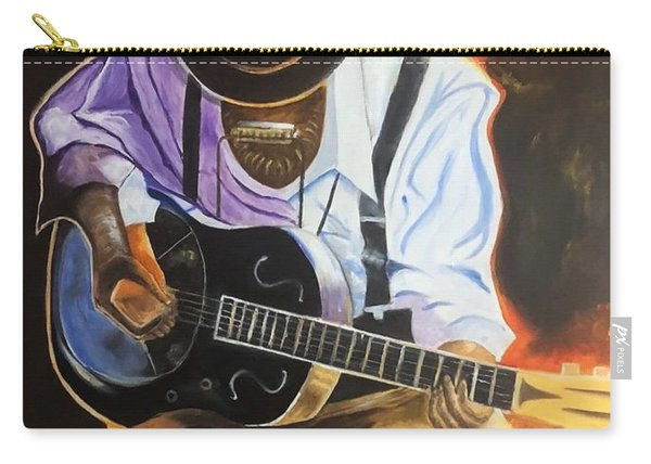 Blues Player Carry-all Pouch