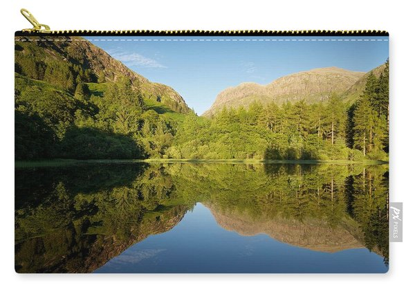 Blues Skies In Glencoe Carry-all Pouch