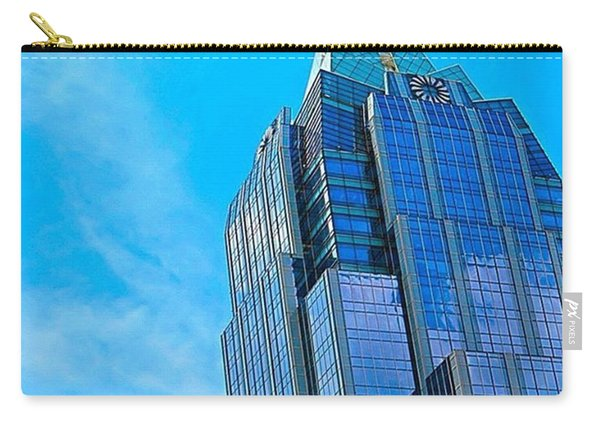#bluesky And My Favorite #austin #blue Carry-all Pouch
