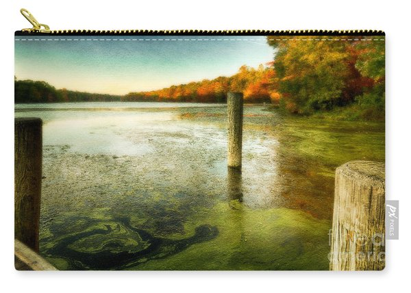 Blydenberg Park In The Fall Carry-all Pouch