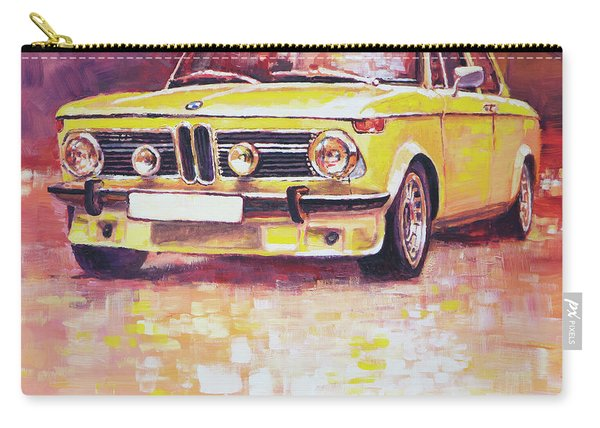 Bmw 2002 Turbo Carry-all Pouch