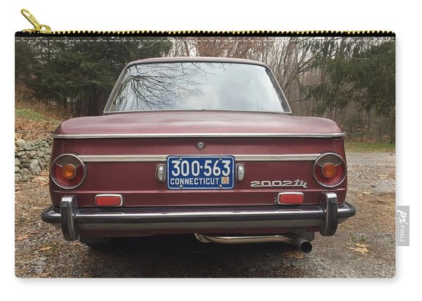 Bmw 2002tii Carry-all Pouch