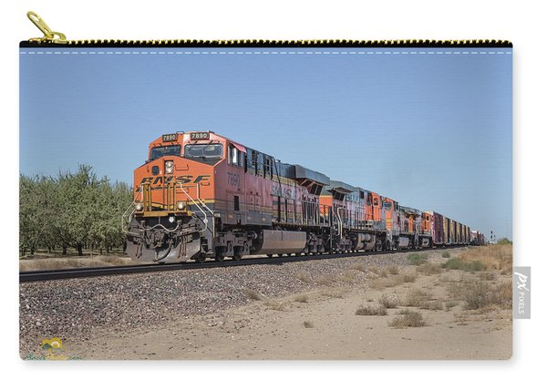Bnsf7890 Carry-all Pouch