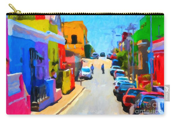 Bo-kaap Carry-all Pouch