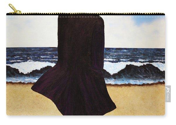 Boardwalk Man Carry-all Pouch