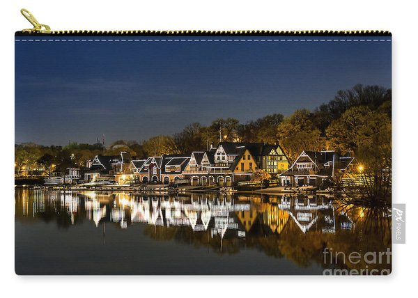 Boathouse Row Carry-all Pouch