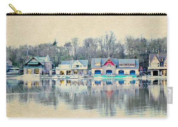 Boathouse Row Philadelphia Pa V2 Carry-all Pouch