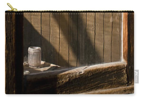 Carry-all Pouch featuring the photograph Bodie 19 by Catherine Sobredo