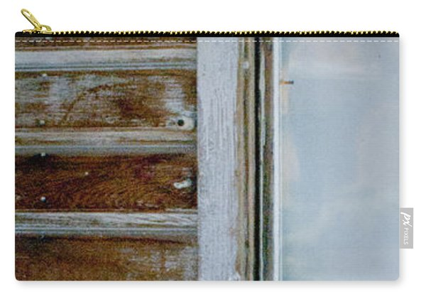 Carry-all Pouch featuring the photograph Bodie 41 by Catherine Sobredo